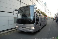 Man Lion's Coach en IAA 2014 Hannove by Galeria de Fan Bus, difusión y prensa on Flickr. Man Lion's Coach en IAA 2014 Hannove