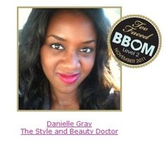 Danielle Gray- The Style and Beauty Doctor