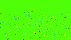 Colorful isolated confetti particles on green screen perfect for compositing into your cgi scene. Meme Background, Birthday Background Images, Green Background Video, Iphone Background Images, Black Background Images, Editing Background, Animation Background, Chroma Key, Green Screen Video Effect
