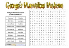 George's Marvellous Medicine by Roald Dahl is a great book for a class reader. We have lots of cross-curricular teaching ideas you can use with it here! Roald Dahl Activities, Kids Learning Activities, Teaching Resources, Teaching Ideas, Georges Marvellous Medicine, World Book Day Ideas, Roald Dahl Day, Middle School Literacy, Procedural Writing