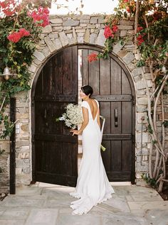 Effortless Destination Wedding in Greece ... #PronoviasBrides <3