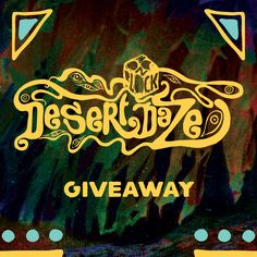 GIVEAWAY! It's @desertdaze_official 6th annual Music and Arts Festival in Joshua Tree, California, this October. With headliners like Iggy Pop, John Cale, Panda Bear, Eagles of Death Metal, and about a dozen more, there is no way we will be sitting on the sidelines this year. We're giving away 2 Weekend Passes and 2 pairs of RAEN frames for 2 different lucky winners!