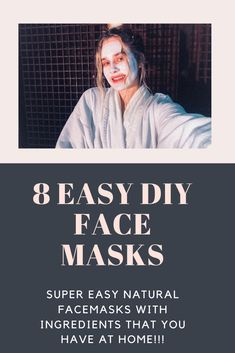 Super simple face masks for exfoliating, acne prone skin and moisturising. All with natural products that you have at home! Green Tea And Honey, Diy Face Mask, Face Masks, Face Mapping, Acne Causes, Simple Face, Get Rid Of Blackheads, Acne Prone Skin, Dead Skin