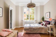 #homestyling #styling #bedroom #sovrum 213 kvm på Styrmansgatan | Move2