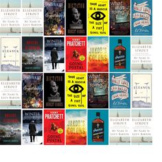 """Saturday, January 16, 2016: The Marcellus Free Library has six new bestsellers and seven other new books in the Literature & Fiction section.   The new titles this week include """"My Name Is Lucy Barton: A Novel,"""" """"My Name Is Lucy Barton: A Novel,"""" and """"The Expatriates: A Novel."""""""