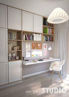 Cvet stor i mebeli Home Office Space, Home Office Design, Home Office Decor, Home Interior Design, House Design, Home Decor, Bedroom Cupboard Designs, Wardrobe Design Bedroom, Kids Bedroom Designs