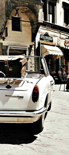 Travelling - Cortona, Italy