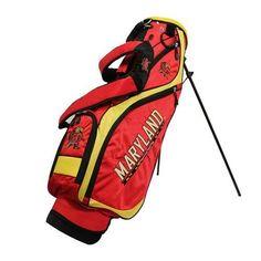 University of Maryland Terps Nassau Stand Golf Bag