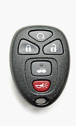 Keyless Entry Remote Fob Clicker for 2005 Pontiac Grand Prix - (Must be programmed by Pontiac dealer) by Pontiac. $29.91. Price DOES NOT include programming instructions for training the vehicle to recognize the remote. This remote will only operate on vehicles already equipped with a keyless entry system.. Save 49% Off!