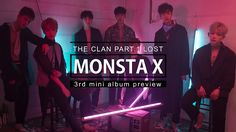 [Preview] 몬스타엑스 (MONSTA X) - THE CLAN PART.1 LOST