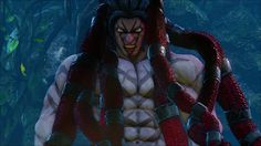 Announced at EVO 2015 in Las Vegas, Capcom confirmed the first brand new fighter to join the Street Fighter V roster - the mysterious Necal. Street Fighter 5, Forgotten Realms, Evo, Street Fighter Wallpaper, Playstation, Waka Flocka, New Challenger, New Warriors, Gaming