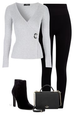 """Untitled #887"" by bellax0x on Polyvore featuring Pepper & Mayne, Joie, Kate Spade, Luv Aj and Tiffany & Co."