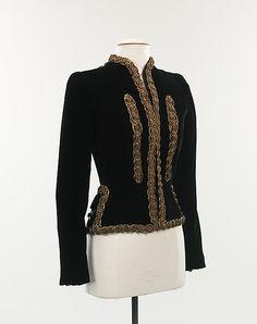 Evening jacket - 1938
