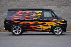 1977 Vandura Hot Wheels Super Van   by CCCSTL
