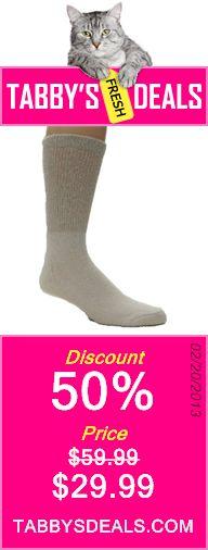 Diabetic Socks, Ultra Light, 12pair $29.99