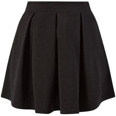 Cameo Rose Black Pleated Mini Skirt (160 ARS) ❤ liked on Polyvore featuring skirts, mini skirts, bottoms, saias, faldas, short pleated skirt, rosette skirt, black miniskirt, short mini skirts and pleated miniskirt