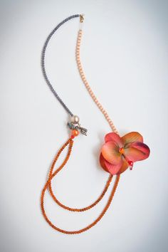 flower love - by Xanthippe Tsalimi