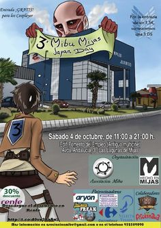 III Mibu Mijas Japan Day