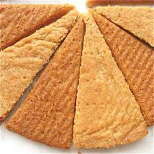 Solstice Shortbread: King Arthur Flour