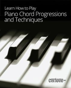 Piano Chord Progressions and Techniques