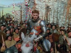 FILM @ NCEM. HENRY V. 2nd July - 7:00pm. As a prelude to the Festival's Battle of Agincourt anniversary concert (York Minster 9th July) we will screen Laurence Olivier's film of Shakespeare's Henry V.