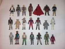 We have a bunch of these - VINTAGE STAR WARS ORIGINAL KENNER ACTION FIGURES – COND. C8/C9 – MANY TO SELECT