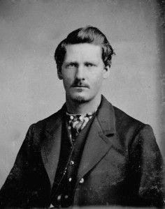 Wyatt Earp - rare 1881 Gunfighter