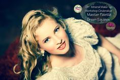 """DIY Mineral Make -up mit der Master Palette von alva Naturkosmetik - Fotoshooting in einem Vintage Kleid von Mary McFadden für einen """"kultivierten"""" Stiltyp und den Fartyp /Herbsttyp. #alvanaturkosmetik #alvacosmetics #naturalcosmetics #naturalbeauty #masterpalette #greenequinox #makeupworkshop #kiel #Ostsee #Gutschein #geschenk #mua #makeupartist #marymcfadden #vintagedesigner #vintagemode #vintagekleider #vintagewedding #weddingdress #weddingmakeup #hochzeit #braut #brautmakeup #veganmakeup…"""