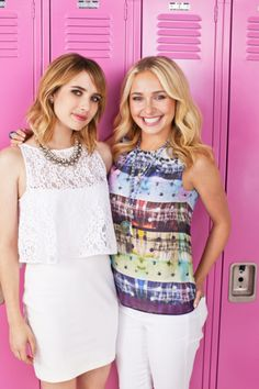 Emma Roberts, Hayden Panettiere help Neutrogena launch Wave for Change