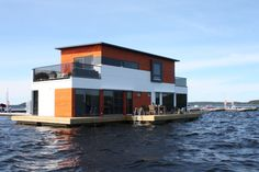 houseboat finland