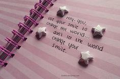 9 Alasan Keren Mengapa Kita Harus Banyak Tersenyum http://www.sugrahaku.com/2014/09/9-alasan-keren-mengapa-kita-harus-banyak-tersenyum.html