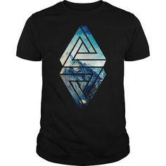 I Love nature balancing symbol T-Shirts