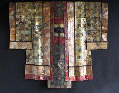 Kimono Sculpture by Catherine Foster - Kimono Fine Art Prints and ...