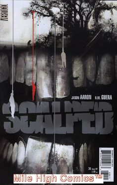 SCALPED (2006 Series) #30 Fine Comics Book: $5.00 End Date: Monday Mar-19-2018 4:49:25 PDT Buy It Now for only: $5.00 Buy It Now | Add to…