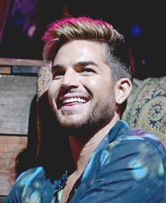Adam Lambert during the key to the city of Fort Lauderdale ceremony at  Stache nightclub on July 13, 2015 in Fort Lauderdale, Florida.Credit: Larry MaranoAdam Lambert Live At Hits Sessions http://youtu.be/80Gx4kjflHo  via HITS 97.3 YT Channel