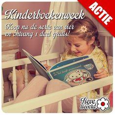Koop nu de serie van vier boeken en ontvang 1 deel GRATIS. Kijk voor de actievoorwaarden op http://ift.tt/2xWCU6B  Actiecode: KBW-17  #lievelieverd #winactie #serie #boekjes #winnen #gratis #cashback #kids #voorlezen
