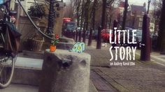 Little love story in Amsterdam. New short film by Andrey Koval