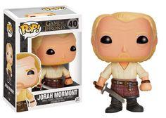 Game of Thrones POP! Television Vinyl Figur Jorah Mormont 9 cm