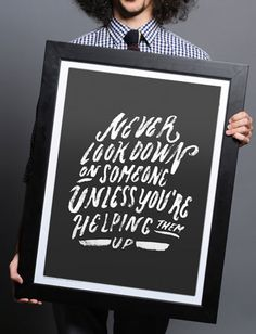 Get a print, help fund an anti-bullying program! Great Quotes, Quotes To Live By, Me Quotes, Funny Quotes, Inspirational Quotes, Anti Bully Quotes, Anti Bullying Programs, Bullying Quotes, My New Room