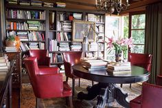 How to Create a Home Library using Flea Market Finds