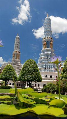 Wat Phra Kaew . Bangkok, Thailand