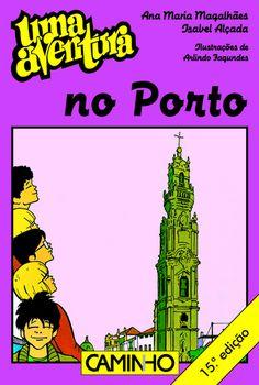 """Isabel Alçada e Ana Maria Magalhães - """"Uma Aventura no Porto"""" (1985)"""