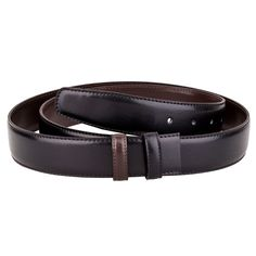 Bbrown belt leather /& canvas silver buckle studs design  size M L New