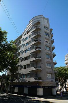 Edificio Lux. Montevideo, Uruguay