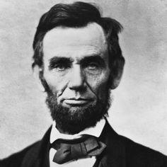 Gotta love Abe