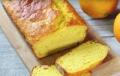 Deze heerlijke sinaasappelcake heb je zo in elkaar geflanst!