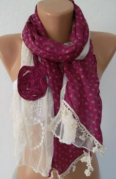 scarf womann $19.90