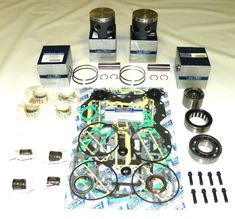 57 Best OUTBOARD JOHNSON EVINRUDE REBUILD KITS images in