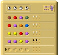 Eines von tausenden kostenlosen online SuperHase Spielen (wie Minesweeper)