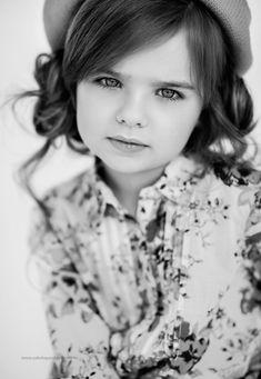 Kids Photography black white style